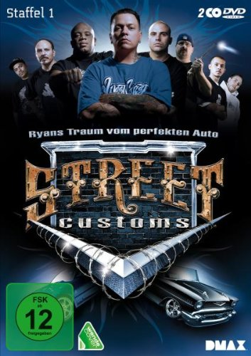 Street Customs - Ryans Traum vom perfekten Auto 2 DVDs