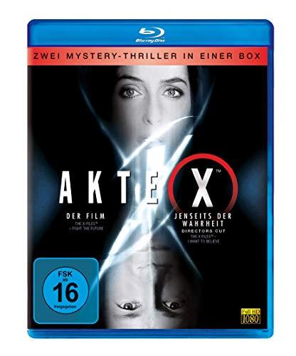 Akte X Der Film/Jenseits der Wahrheit [Blu-ray]