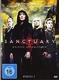 Sanctuary - Wächter der Kreaturen: Staffel 1 (4 DVDs)