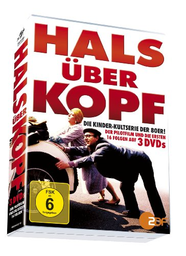 Hals über Kopf Folgen 1-16 + Pilotfilm (3 DVDs)