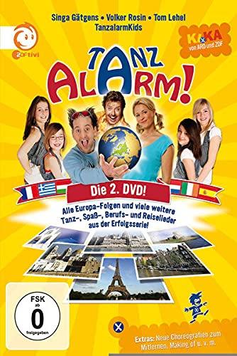 Tanzalarm! Die zweite DVD