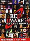 Just The Shows - Series 1-8 Collection (10 DVDs)