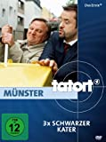 Tatort - 3x schwarzer Kater