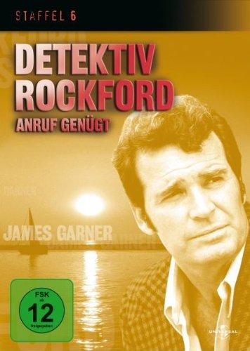 Detektiv Rockford Staffel 6 (3 DVDs)