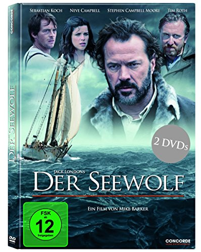 Der Seewolf 2 DVDs