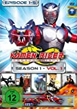 Kamen Rider Dragon Knight - Season 1, Vol. 1 (Episode 1-5)