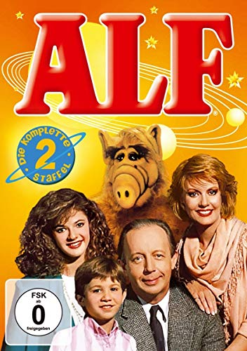 ALF Staffel 2 (4 DVDs)