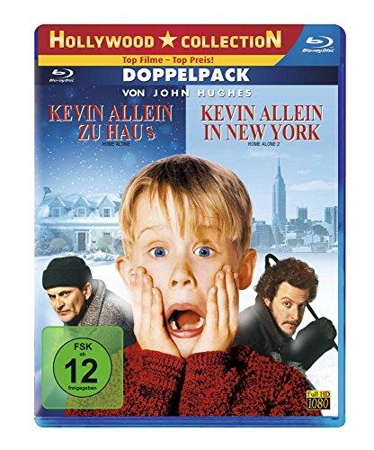 Kevin - Allein zu Haus Allein in New York [Blu-ray]