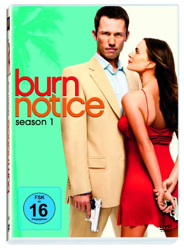 Burn Notice Staffel 1 (4 DVDs)