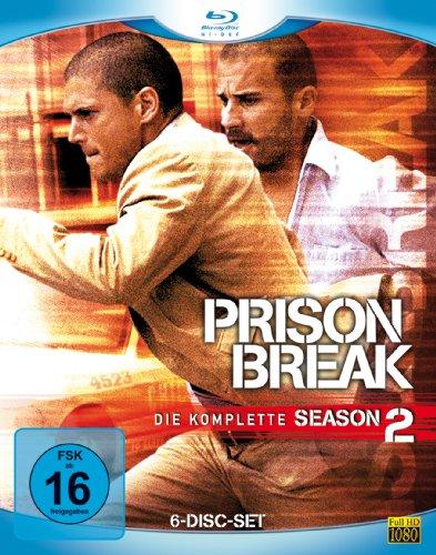 Prison Break Staffel 2 [Blu-ray]