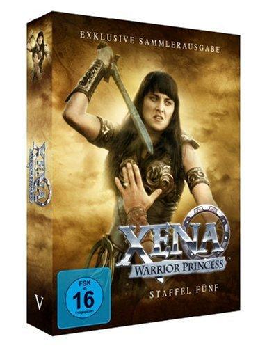 Xena Warrior Princess - Staffel 5 (6 DVDs)