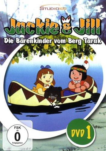 Jackie & Jill - Die Bärenkinder vom Berg Tarak