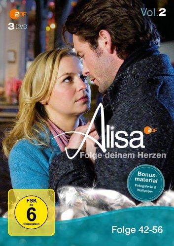 Alisa - Folge Deinem Herzen, Vol. 2 (3 DVDs)