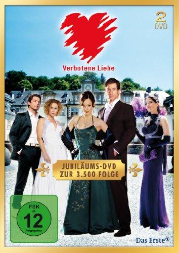 Verbotene Liebe 3.500 - Die Jubiläums-DVD (2 DVDs inkl. Tischkalender)