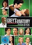 Grey's Anatomy - Die jungen Ärzte: Staffel 5, Teil 2 (4 DVDs)