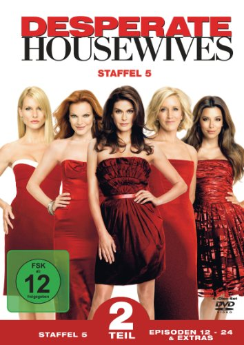 Desperate Housewives Staffel 5, Teil 2 (4 DVDs)