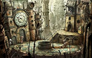 Steampunk Videospiele Machinarium