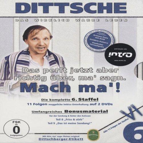 Dittsche Staffel  6: Mach ma'! (2 DVDs)