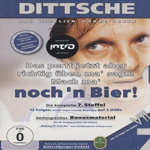 Dittsche Staffel  7: Noch'n Bier! (2 DVDs)