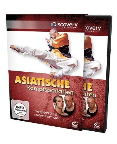 Asiatische Kampfsportarten - Jimmy und Doug schlagen sich durch