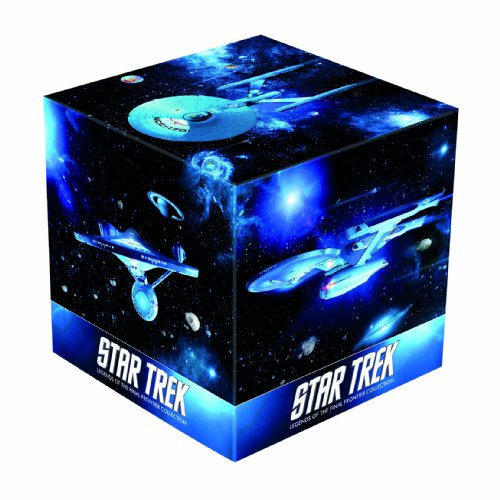 Star Trek Legends of the Final Frontier Collection (12 DVDs)