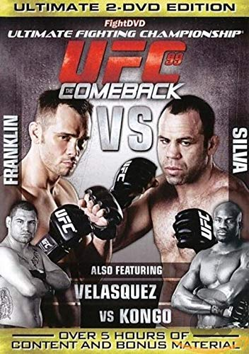 UFC 99: The Comeback (2 DVDs)