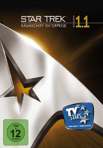 Raumschiff Enterprise Staffel 1.1 (4 DVDs)