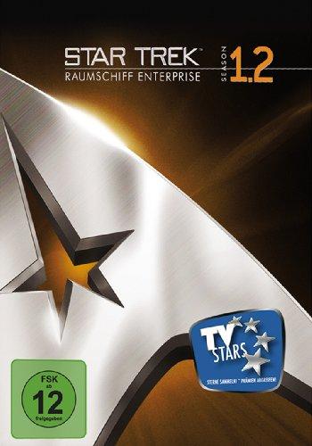 Raumschiff Enterprise Staffel 1.2 (4 DVDs)
