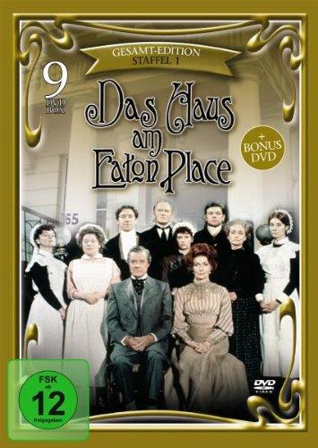 Das Haus am Eaton Place British Edition (9 DVDs)