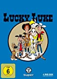 Lucky Luke - Box 2 (4 DVDs)