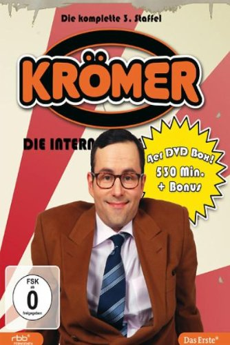 Kurt Krömer - Die internationale Show Staffel 3 (4 DVDs)