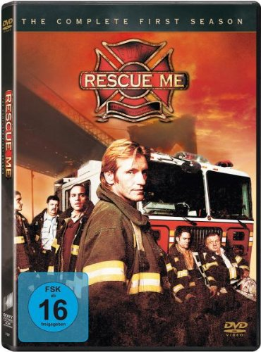 Rescue Me Season 1 (3 DVDs)