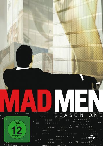 Mad Men Season 1 (4 DVDs)
