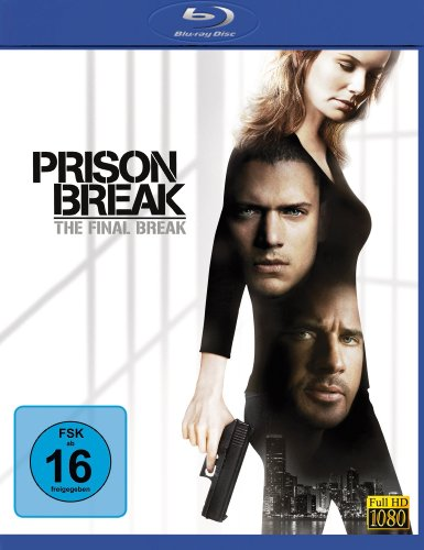Prison Break The Final Break [Blu-ray]