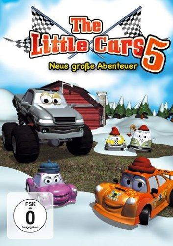 The Little Cars, Vol. 5: Neue große Abenteuer