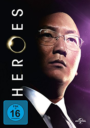 Heroes Staffel 2 (4 DVDs)