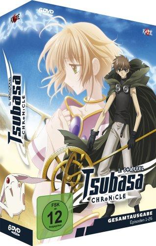 Tsubasa Chronicle Staffel 1/Box (6 DVDs)