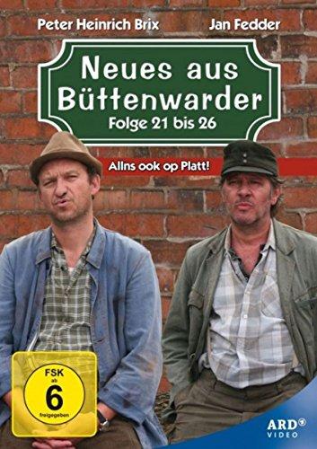 Neues aus Büttenwarder Folge 21 bis 26 (2 DVDs)