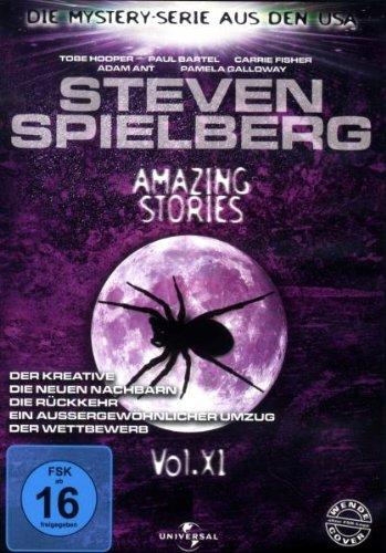 Amazing Stories, Vol.11