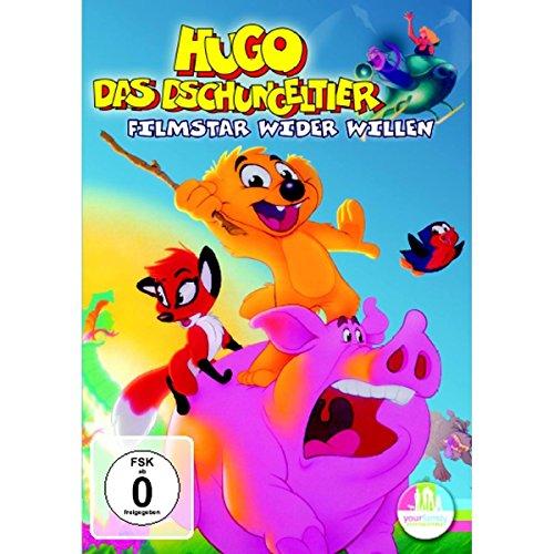Hugo, das Dschungeltier