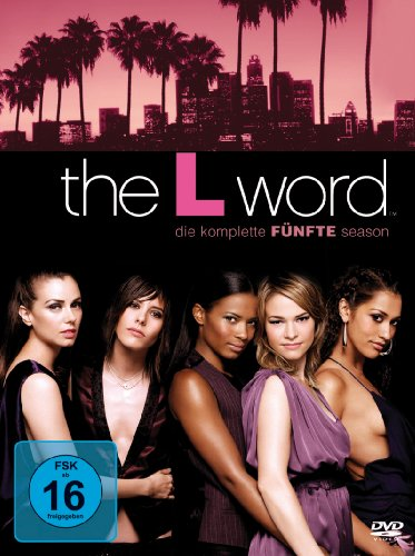 The L Word Season 5 (4 DVDs)
