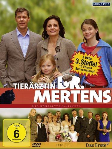 Tierärztin Dr. Mertens Staffel 3 (4 DVDs)