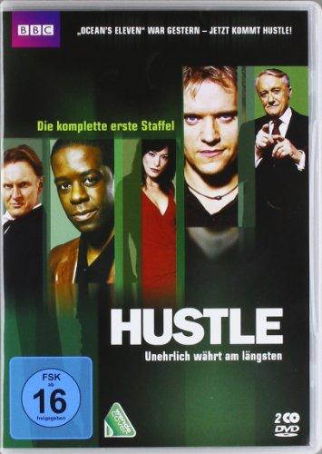 Hustle - Unehrlich währt am längsten, Staffel 1 (2 DVDs)