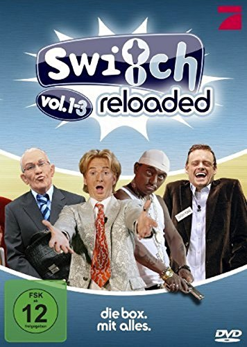 Switch Reloaded Die Box (7 DVDs)