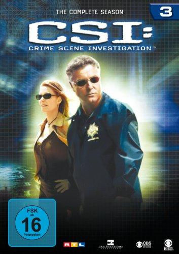 CSI Season  3 (6 DVDs)