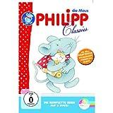 Philipp die Maus - Classics: Die komplette Serie (2 DVDs)