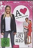 Anna und die Liebe - Box  7, Folgen 181-210 (4 DVDs)