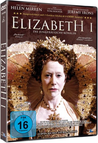 Elizabeth I (Special Edition) (2 DVDs) Special Edition (2 DVDs)