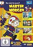 Martin Morgen, Vol. 6 - Martin, der fleißige Feuerwehrmann und weitere Geschichten