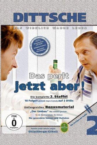 Dittsche Staffel  2: Das perlt jetzt aber! (2 DVDs)